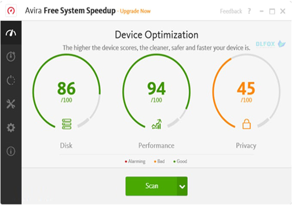 دانلود نسخه نهایی نرم افزار Avira System Speedup برای PC