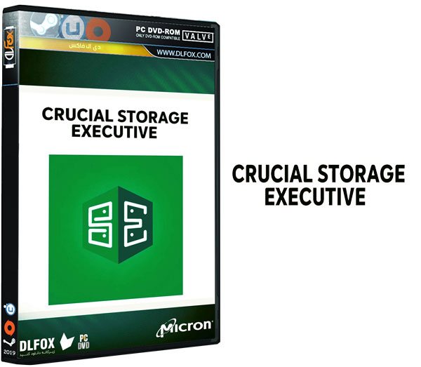 دانلود نسخه نهایی نرم افزار Crucial Storage Executive برای PC