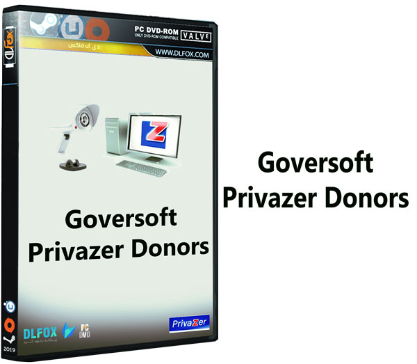 دانلود نسخه نهایی نرم افزار Goversoft Privazer Donors برای PC