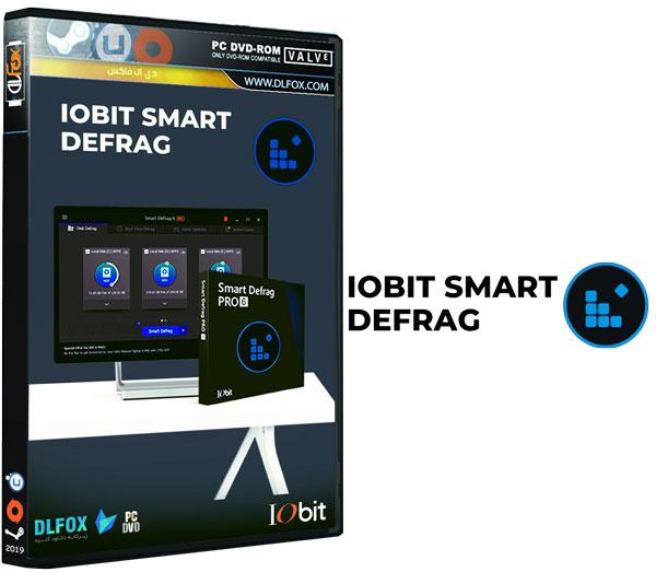 دانلود نسخه نهایی نرم افزار IObit Smart Defrag برای PC
