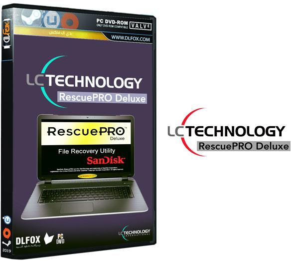 دانلود نسخه نهایی نرم افزار LC Technology RescuePRO برای PC
