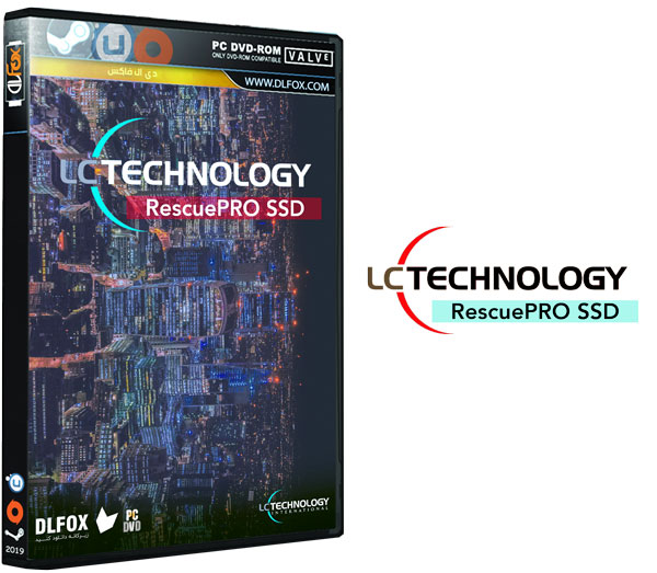 دانلود نسخه نهایی نرم افزار LC Technology RescuePRO SSD برای PC