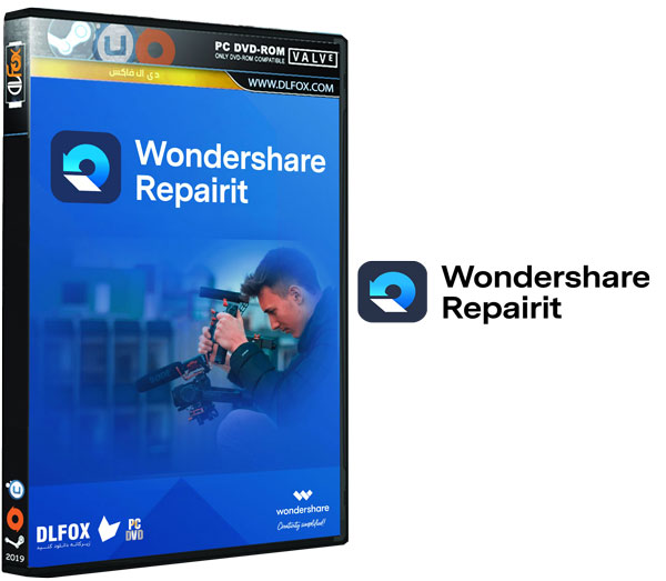 دانلود نسخه نهایی نرم افزار Wondershare Repairit برای PC