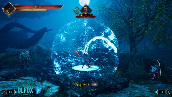 دانلود نسخه فشرده بازی DEMON SKIN برای PC