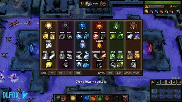 دانلود نسخه فشرده بازی ELEMENT TD 2 برای PC
