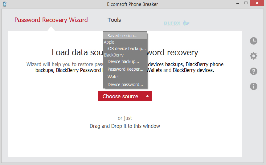 دانلود نسخه نهایی نرم افزار Elcomsoft Phone Breaker برای PC