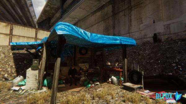 دانلود نسخه فشرده بازی HOBO: TOUGH LIFE برای PC