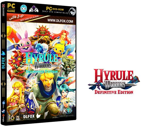 دانلود نسخه فشرده بازی HYRULE WARRIORS: DEFINITIVE EDITION برای PC