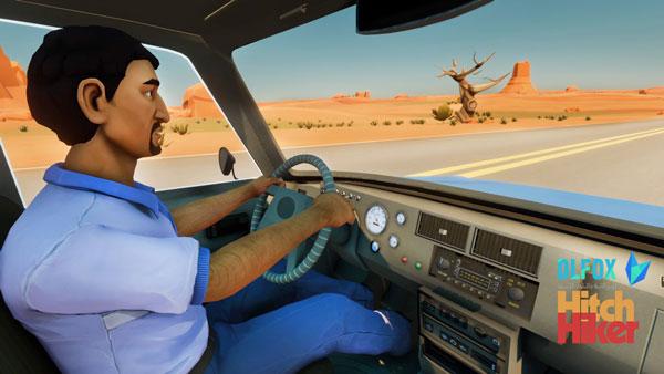 دانلود نسخه فشرده بازی Hitchhiker – A Mystery Game برای PC