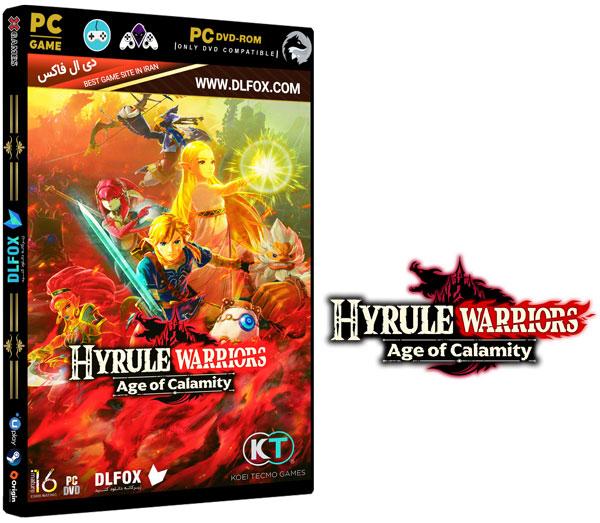دانلود نسخه فشرده بازی HYRULE WARRIORS: AGE OF CALAMITY برای PC