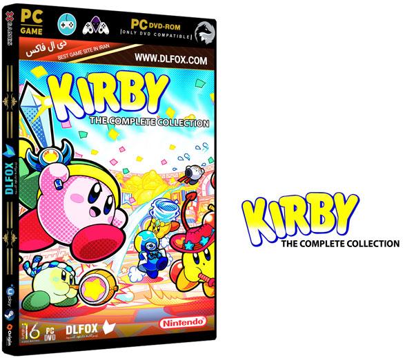 دانلود نسخه فشرده بازی KIRBY: THE COMPLETE COLLECTION برای PC