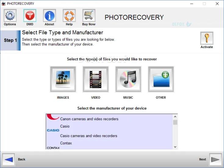 دانلود نسخه نهایی نرم افزار LC Technology PHOTORECOVERY برای PC