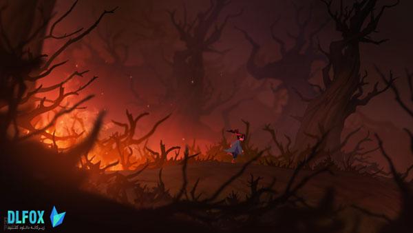 دانلود نسخه فشرده بازی LOST WORDS: BEYOND THE PAGE برای PC