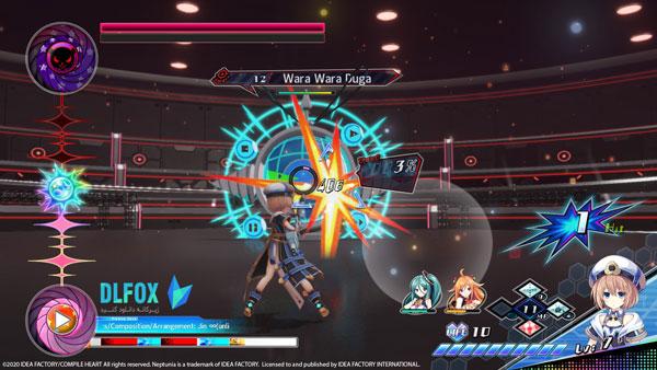 دانلود نسخه فشرده بازی NEPTUNIA VIRTUAL STARS برای PC