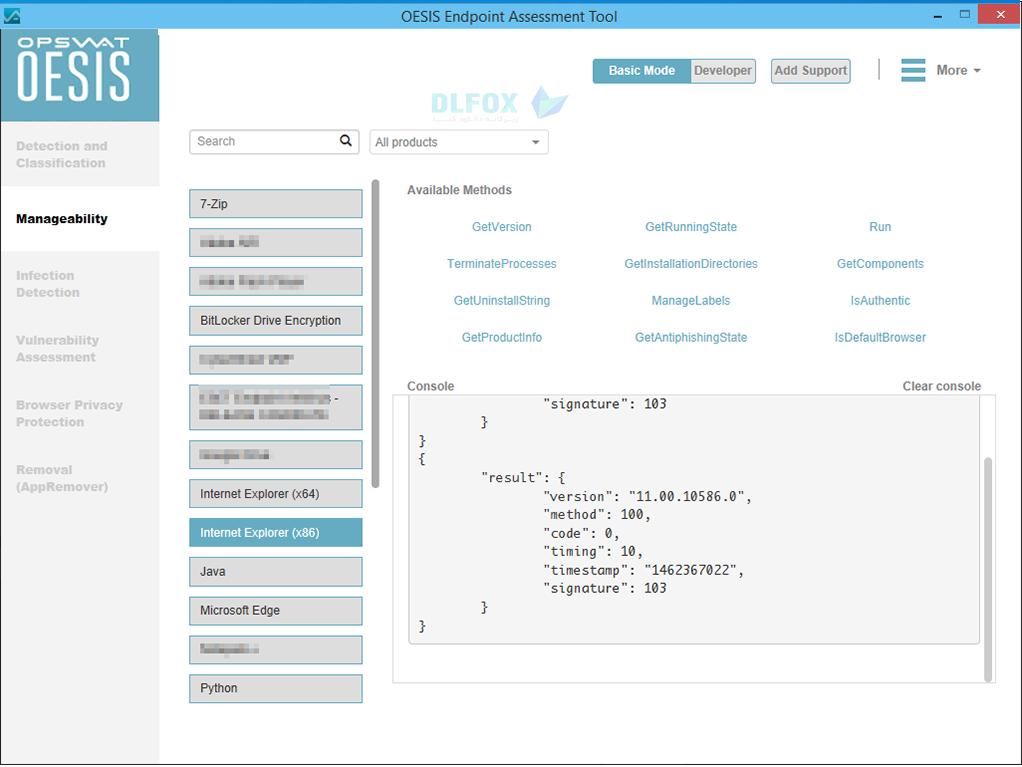 دانلود نسخه نهایی نرم افزار OESIS Endpoint Assessment Tool برای PC