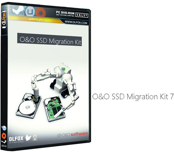 دانلود نسخه نهایی نرم افزار O&O SSD Migration Kit برای PC