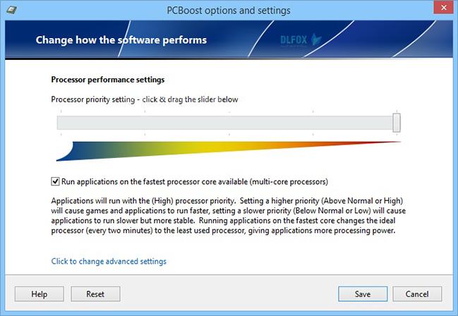 دانلود نسخه نهایی نرم افزار PGWARE PCBoost برای PC