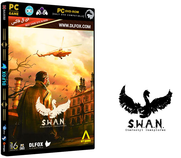 دانلود نسخه فشرده بازی S.W.A.N.: CHERNOBYL UNEXPLORED برای PC