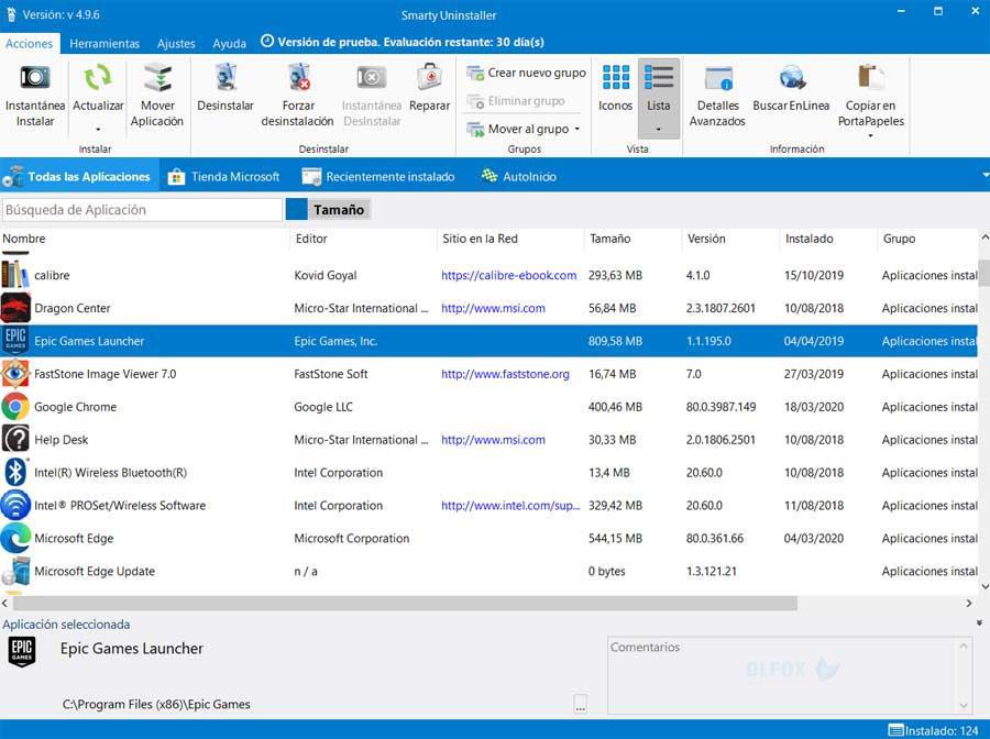 دانلود نسخه نهایی نرم افزار Smarty Uninstaller برای PC