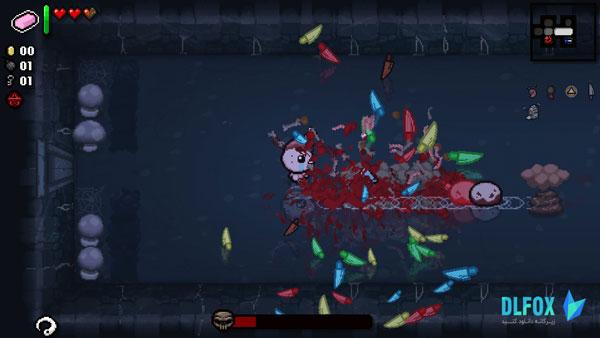 دانلود نسخه فشرده بازی The Binding of Isaac: Repentance برای PC