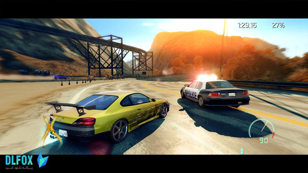 دانلود نسخه فشرده بازی Need for Speed: Undercover Remastered برای PC