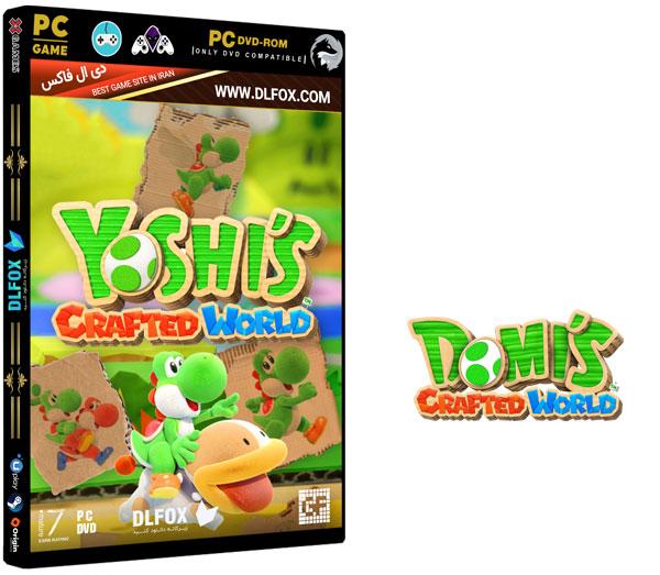 دانلود نسخه فشرده بازی YOSHIS CRAFTED WORLD برای PC