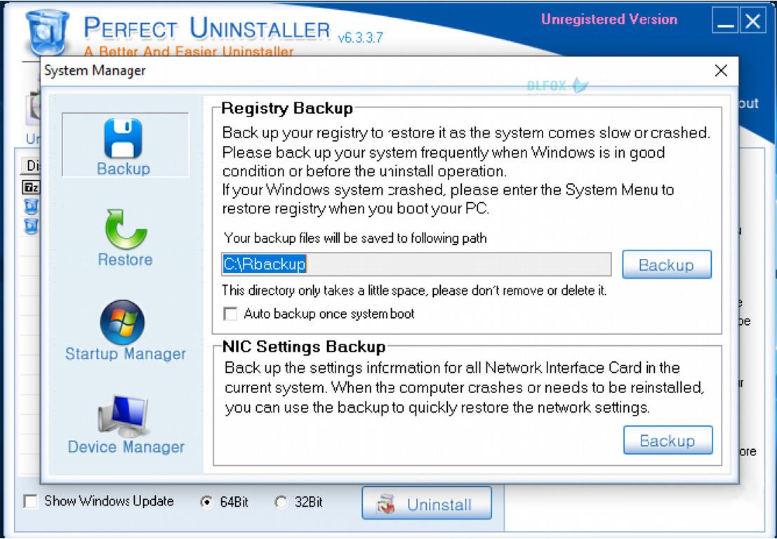 دانلود نسخه نهایی نرم افزار Perfect Uninstaller برای PC