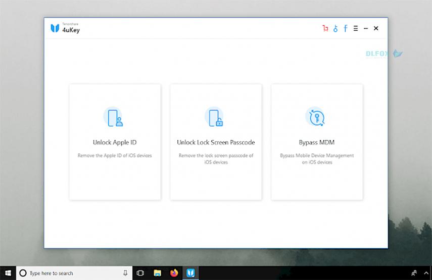 دانلود نسخه نهایی نرم افزار Tenorshare 4uKey برای PC