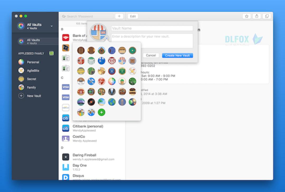 دانلود نسخه نهایی نرم افزار ۱Password برای PC