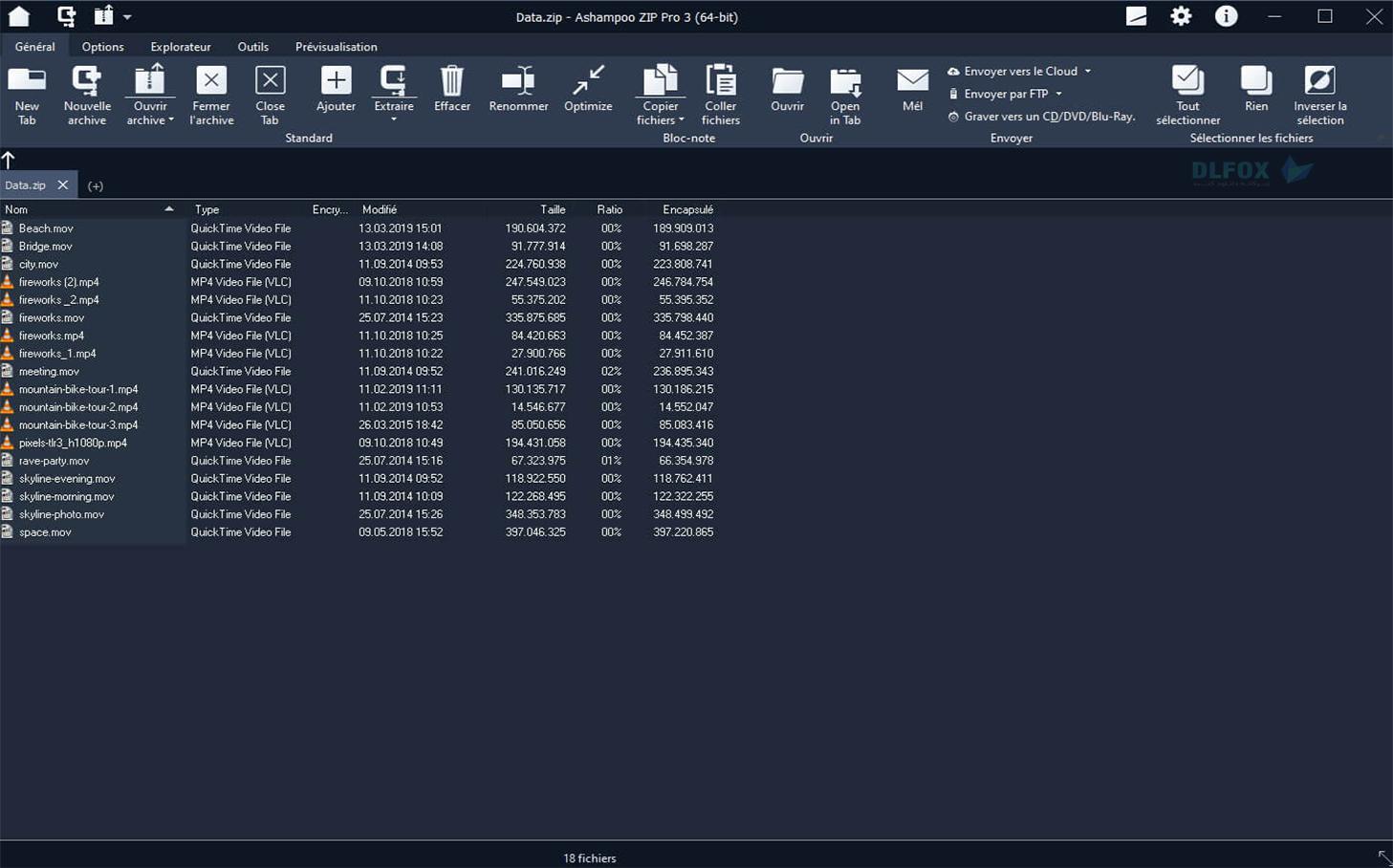 دانلود نسخه نهایی نرم افزار Ashampoo ZIP برای PC