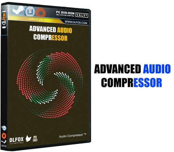 دانلود نسخه نهایی نرم افزار Advanced Audio Compressor برای PC