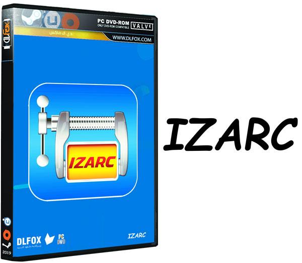 دانلود نسخه نهایی نرم افزار IZArc برای PC