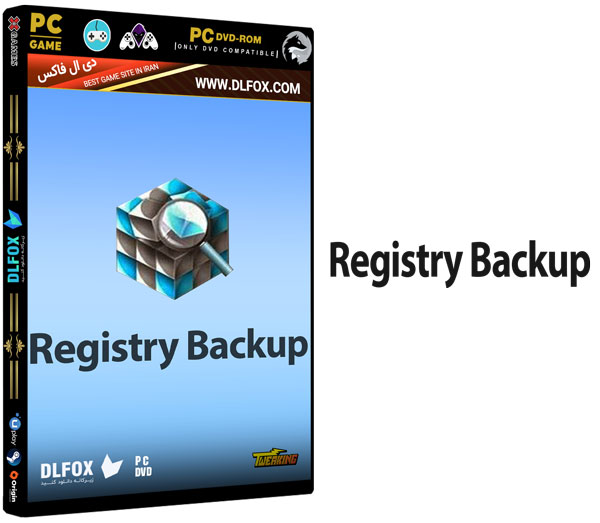 دانلود نسخه نهایی نرم افزار Registry Backup برای PC