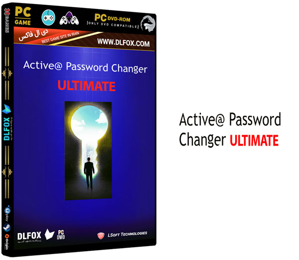 دانلود نسخه نهایی نرم افزار Active @ Password Changer برای PC
