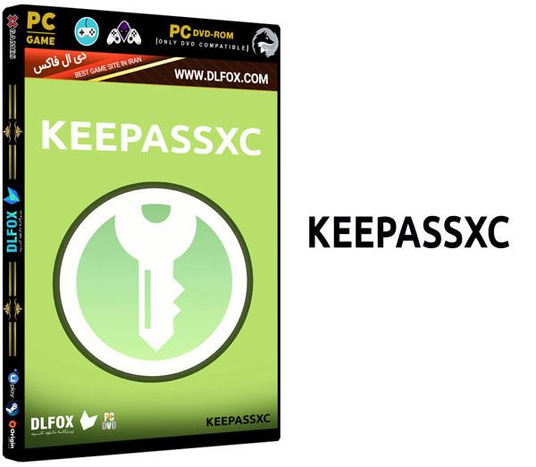 دانلود نسخه نهایی نرم افزار KeePassXC برای PC