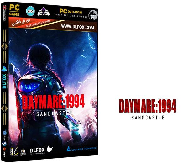 دانلود نسخه فشرده بازی Daymare: 1994 Sandcastle برای PC