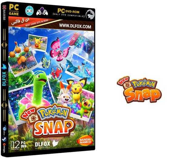 دانلود نسخه فشرده بازی NEW POKEMON SNAP برای PC