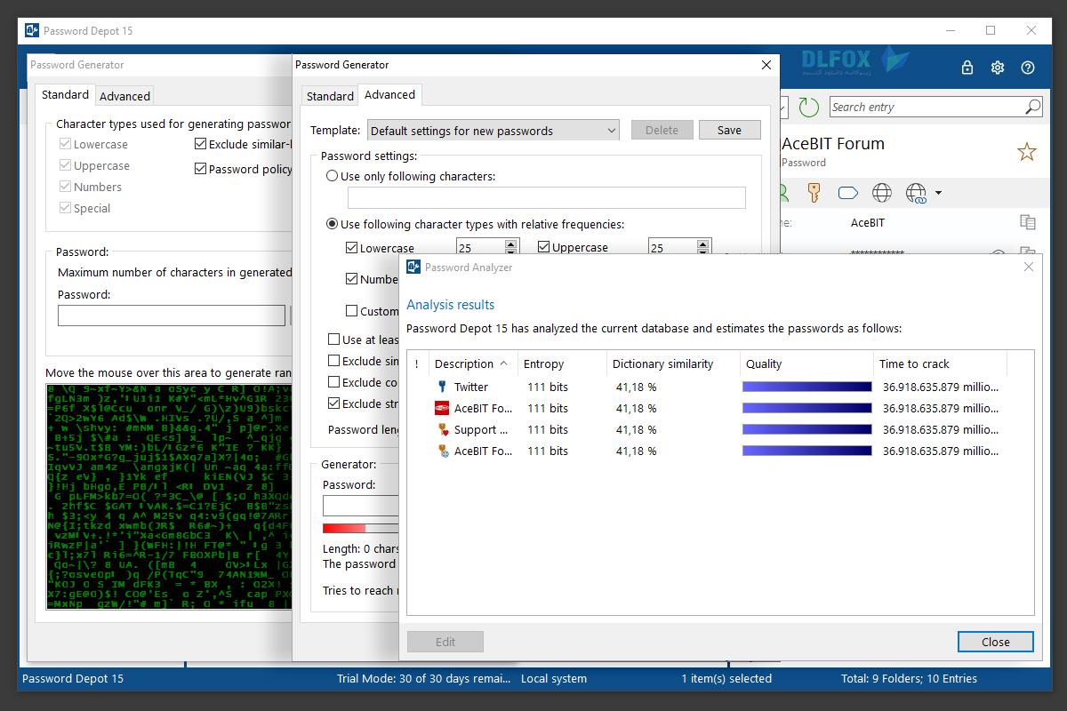 دانلود نسخه نهایی نرم افزار Password Depot برای PC