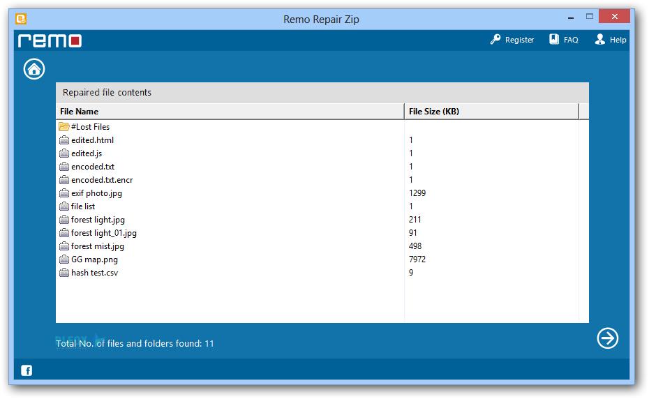 دانلود نسخه نهایی نرم افزار Advanced Zip Repair برای PC