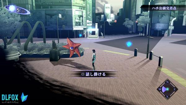 دانلود نسخه فشرده بازی SMT III Nocturne HD Remaster برای PC