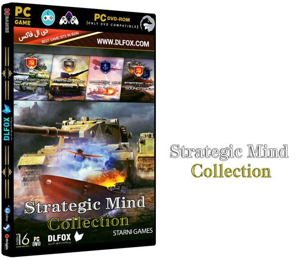 دانلود نسخه فشرده بازی STRATEGIC MIND: COLLECTION برای PC