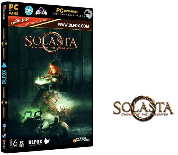 دانلود نسخه فشرده بازی Solasta: Crown of the Magister برای PC