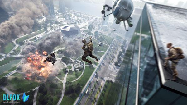 دانلود نسخه فشرده بازی Battlefield 2042 برای PC
