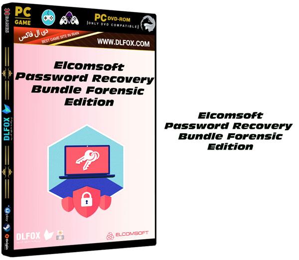 دانلود نسخه نهایی نرم افزار Elcomsoft Desktop Forensic Bundle برای PC