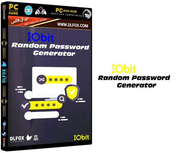 دانلود نسخه نهایی نرم افزار Iobit Random Password Generator برای PC