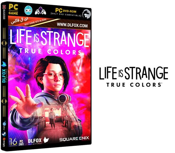 فارسی ساز بازی Life is Strange True Colors برای PC