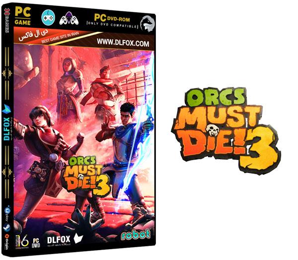 دانلود نسخه فشرده بازی Orcs Must Die! 3 برای PC