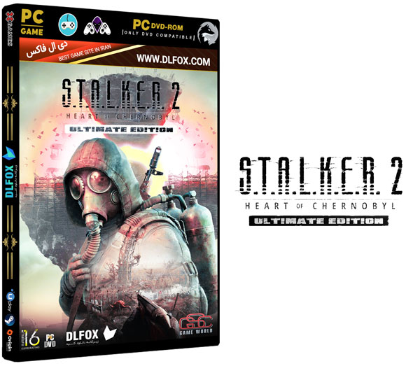 دانلود نسخه فشرده بازی S.T.A.L.K.E.R. 2: Heart of Chernobyl برای PC