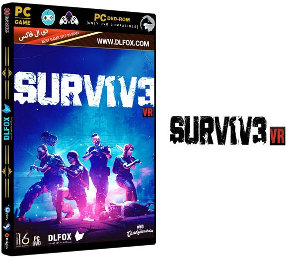 دانلود نسخه فشرده بازی SURV1V3 برای PC