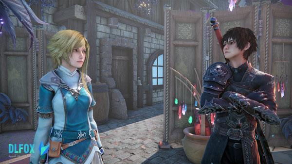 دانلود نسخه فشرده بازی Edge Of Eternity برای PC